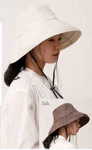 [2019NewItem] Broad-brimmed Hat Attached