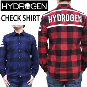 Long Sleeve Checkered Shirt 2 Colors