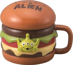 Hamburger Mug Alien