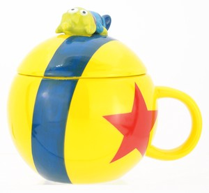 Figure Attached Mug Ball Alien