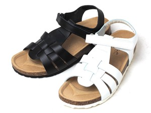 Leather Italy Our Company Original Foot Bed Sandal