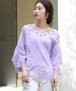 New Color Embroidery Blouse