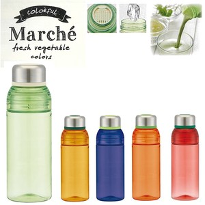 Vegetable Color Bottle