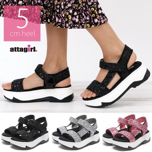 S/S Sole Ankle Belt Sandal