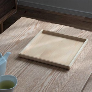 Natural Material Tray Square China Japanese Plates & Utensil