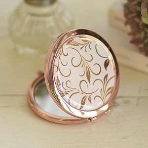 Compact Mirror Arabesque