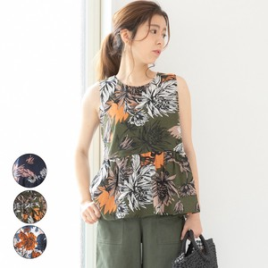 Botanical Flower Blouse