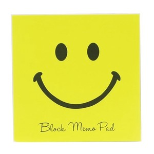 Memo Pad Block Memo Pad Big SMILE