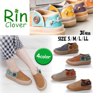 S/S Rin Clover Light-Weight Combi Color Spring Shoes