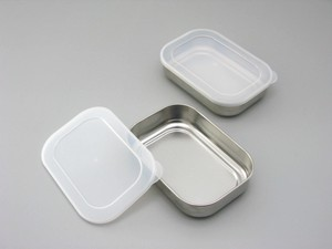 Stainless Storage Container 2 Pcs