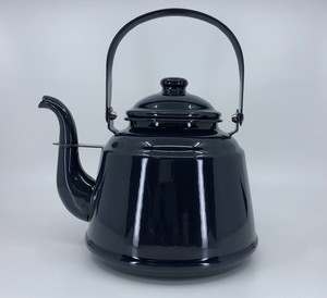 Retro Enamel Kettle