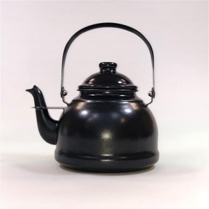 Mini Retro Enamel Kettle