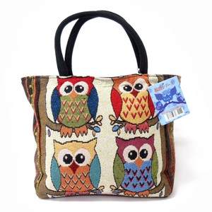 Fashion Accessory Bag Owl Handbag Bag Tote Bag