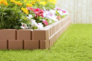Garden Edge Brick 12 Pcs
