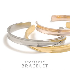 MAGGIO type Stainless Metal Bangle Bracelet