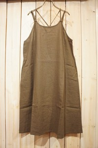 S/S Rayon Canvas Camisole Skirt