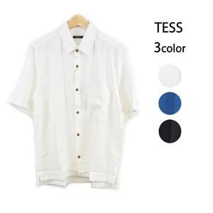S/S 6/10Length Regular Shirt