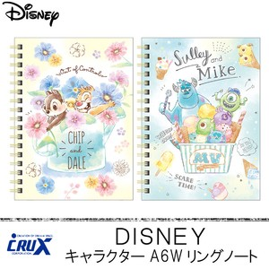 Character Ring Notebook