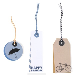 Paper Hanging Tag Set