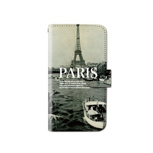 Smartphone Case Notebook Type Model Travel Trip Case Model