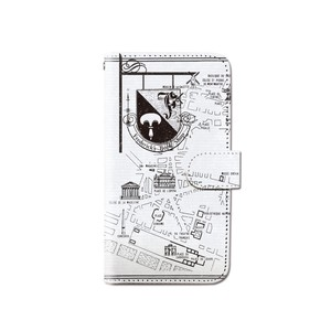 Smartphone Case Notebook Type Model Travel Trip Case