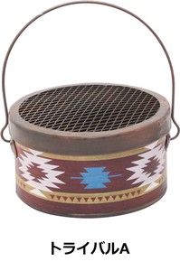 Mosquito Coil Stand Tribal Mosquito repellent Incense Stick Holder