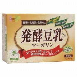 【冷蔵】発酵豆乳入りマーガリン 160g(1セット30点)