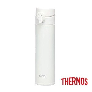 Vacuum Mag Bottle All White