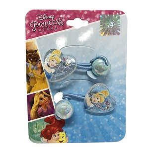 Princes Heart Beads Hair Elastic Cinderella