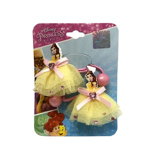 Princes Dress Hair Elastic Objects and Ornaments Ornament