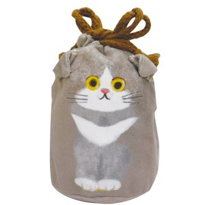 [ ECOUTE! minette] Cat Pouch Tissue Hachiware