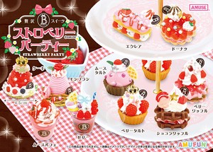 Luxury Sweets Strawberry Party