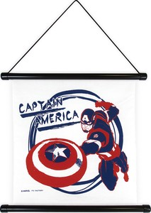 Objects and Ornaments Ornament Handkerchief Tapestry Captain America