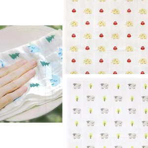 Aqueous Fabric Kitchen Towels Polar Bear Sheep Hedgehog