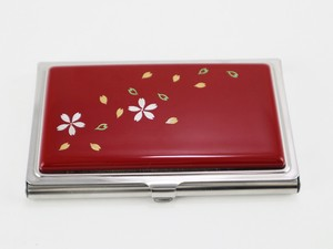 Business Card Case Business Card Case Echizen Lacquerware