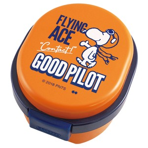 PEANUTS SNOOPY GEL-COOL DOME FLYING ACE ORANGE