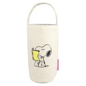 PEANUTS BOTTLE COVER SCHOOL SNOOPY