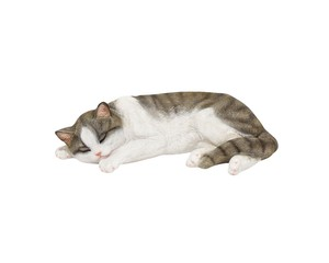 Cheerful Friends Cat Motion Real Animal Mascot Ornament