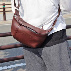 Waterproof Casual Unisex Artificial Leather Shoulder Bag