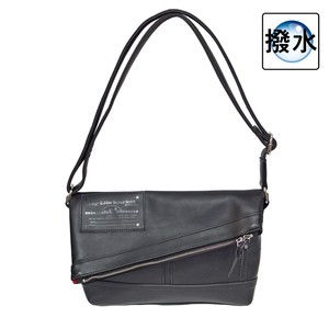 Ladies Men's Artificial Leather Shoulder Bag