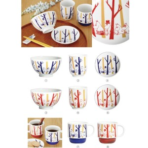 Table The Moomins HASAMI Ware Series Japanese Rice Bowl Japanese Tea Cup Mini Dish Mug