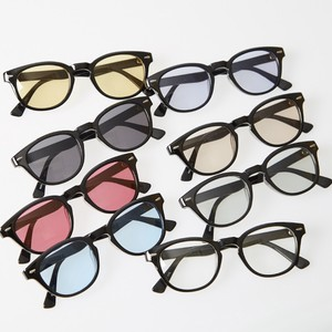 Sunglass Men's Ladies Date Eyeglass Color Lens Eyeglass Glasses UV Cut