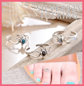 Silver 925 Toe Ring