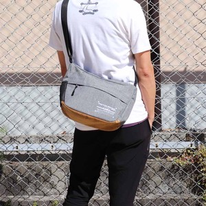 Light-Weight Water-Repellent Men's Ladies Shoulder Bag