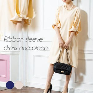 Dress One-piece Dress Ribbon Dress One-piece Dress S/S A/W