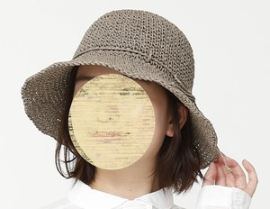 [2019NewItem] Countermeasure Hand Knitting Paper Hat