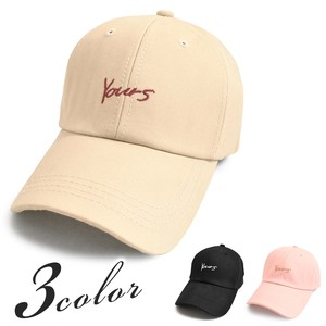 Embroidery Cap Hats & Cap Accessory Feeling