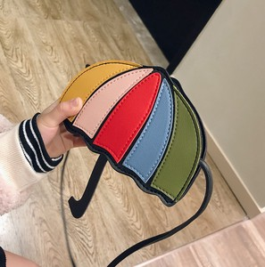 Korea Kids Diagonally Mini Bag