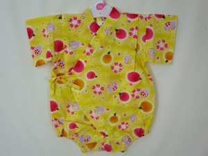 Ripple Floral Pattern Jinbei Greco
