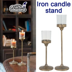 ■2019SS 新作■ Iron candle stand